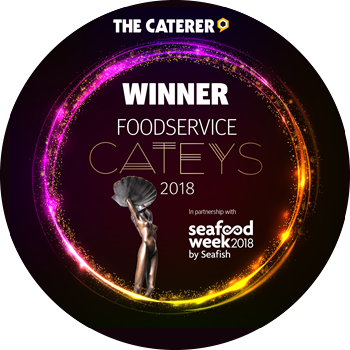 Foodservice Cateys 2019 Winner