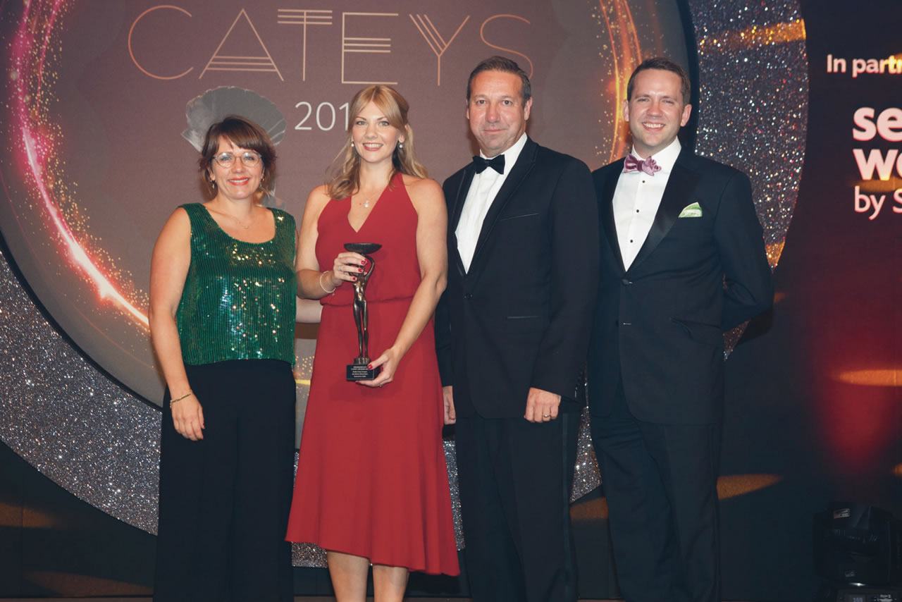 Healthy Eating Champion – Foodservice Catey Award